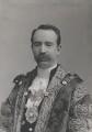 Sir David Evans, by London Stereoscopic & Photographic Company - NPG x16823