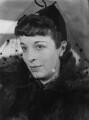 Margaret Rawlings (Lady Barlow), by Cyril Arapoff - NPG x16874