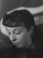 Margaret Rawlings (Lady Barlow), by Cyril Arapoff - NPG x16875