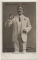 Maurice Farkoa, by Bassano Ltd, published by  J. Beagles & Co - NPG x16915