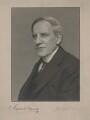 Cecil Reginald Grundy, by Speaight Ltd - NPG x16933