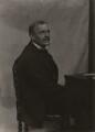 Sir James Guthrie, by Walter Stoneman - NPG x16953