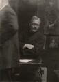 Sir James Guthrie, by Walter Stoneman - NPG x16958