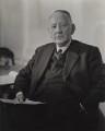 T.J.B. Adams, by Howard Coster - NPG x1706