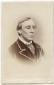Henry Fawcett, by Henry Joseph Whitlock - NPG x17108