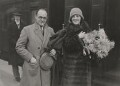 Archie Pitt (Archibald Abraham Selinger); Dame Gracie Fields, by Barratt's Photo Press Ltd - NPG x17124