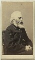 Henry Wadsworth Longfellow, by Charles DeForest Fredricks & Co - NPG x17946