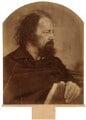 Alfred, Lord Tennyson, by Julia Margaret Cameron - NPG x18023