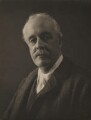 Arthur James Balfour, 1st Earl of Balfour, by (Mary) Olive Edis (Mrs Galsworthy) - NPG x184