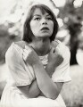 Glenda Jackson as Gudrun Brangwen in 'Women in Love', by David James - NPG x18714