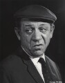 Sid James as Sid Marks in 'Three Hats for Lisa', by Unknown photographer - NPG x18731
