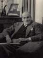 Richard Henry Brinsley Norton, 6th Baron Grantley, by Howard Coster - NPG x1881