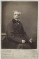 Sir William Thomas Knollys, by John & Charles Watkins - NPG x19165