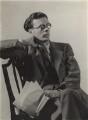 Aldous Huxley, by Howard Coster - NPG x1933
