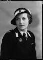 Edwina Cynthia Annette (née Ashley), Countess Mountbatten of Burma, by Bassano Ltd - NPG x19452