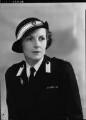 Edwina Cynthia Annette (née Ashley), Countess Mountbatten of Burma, by Bassano Ltd - NPG x19454