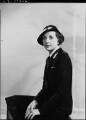 Edwina Cynthia Annette (née Ashley), Countess Mountbatten of Burma, by Bassano Ltd - NPG x19456