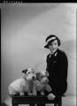 Edwina Cynthia Annette (née Ashley), Countess Mountbatten of Burma, by Bassano Ltd - NPG x19458