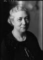 Winifred Clara Cullis, by Bassano Ltd - NPG x19461