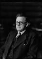 Herbert Stanley Morrison, Baron Morrison of Lambeth, by Bassano Ltd - NPG x19473