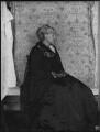 Jane Morris (née Burden), by Sir Emery Walker - NPG x19606