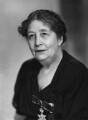Sylvia Pankhurst, by Elliott & Fry - NPG x19652