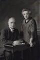 Elizabeth Jane Lansbury (née Brine); George Lansbury, by Lafayette (Lafayette Ltd) - NPG x19881
