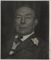 Hugh Cecil Lowther, 5th Earl of Lonsdale, by Howard Coster - NPG x1991