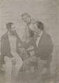 Sir Herbert Benjamin Edwardes; George Lawrence; Sir Henry Montgomery Lawrence, after Ahmed Ali Khan - NPG x19914