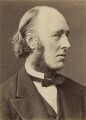 (William) Edward Hartpole Lecky, by Unknown photographer - NPG x19970