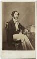 Edward George Earle Lytton Bulwer-Lytton, 1st Baron Lytton, by Mayer Brothers - NPG x20177