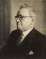 Herbert Stanley Morrison, Baron Morrison of Lambeth, by Howard Coster - NPG x2044
