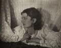 Rosalinde Fuller, by Francis Bruguière - NPG x20443