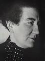 Margaret Goldsmith (Margaret Leland), by Lucia Moholy - NPG x20470