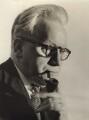 Herbert Stanley Morrison, Baron Morrison of Lambeth, by Howard Coster - NPG x2048