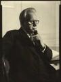 Herbert Stanley Morrison, Baron Morrison of Lambeth, by Howard Coster - NPG x2051