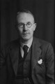 Alfred Cyril Ewing, by Walter Stoneman - NPG x20565