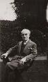 Maurice Ravel, by Elsie Gordon - NPG x20654