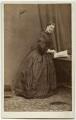 Marie Effie (née Wilton), Lady Bancroft, by Heath & Beau - NPG x209