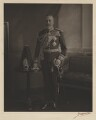 King George V, by H.R. Wicks, for  Bassano Ltd - NPG x21152