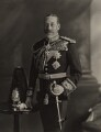King George V, by H.R. Wicks, for  Bassano Ltd - NPG x21153