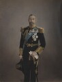 King George V, by H.R. Wicks, for  Bassano Ltd - NPG x21156