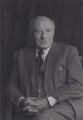 Sir Geoffrey Cust Faber, by Walter Stoneman - NPG x21221