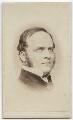 Charles Merivale, by Samuel E. Poulton - NPG x21332
