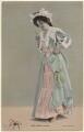 Gertie Millar, by Bassano Ltd - NPG x21341