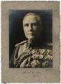 George Francis Milne, 1st Baron Milne, by (Mary) Olive Edis (Mrs Galsworthy) - NPG x21352