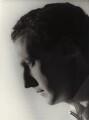 Denis Vaughan, by Howard Coster - NPG x2140