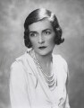 Edwina Cynthia Annette (née Ashley), Countess Mountbatten of Burma
