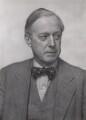 Sir Alfred James Munnings, by Augustus Charles Cooper - NPG x21454