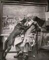 Sir Alfred James Munnings, by Baron (Sterling Henry Nahum) - NPG x21456